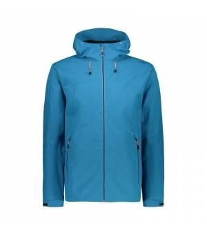 CMP Man Mid Jacket Fix Hood bunda L770 modrá