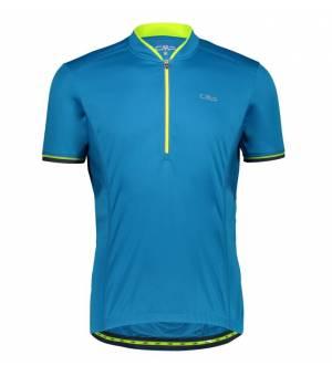 CMP Man Bike T-Shirt tričko L837 Modré