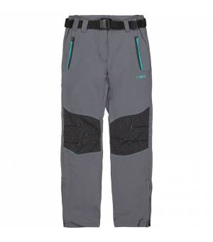 Cmp Girl Pant Long nohavice sivé