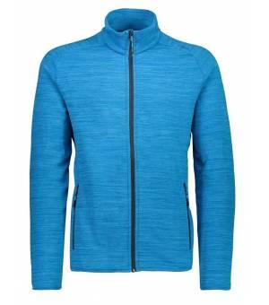 CMP Man Jacket mikina L845 modrá