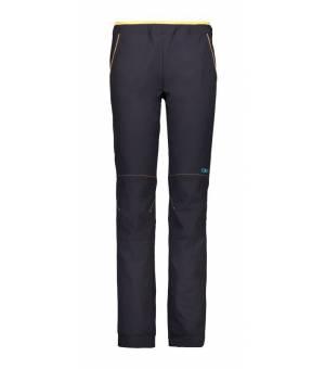 CMP Woman Pant Long nohavice U423 sivé