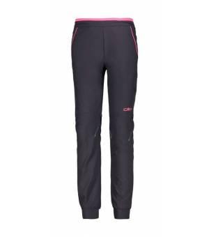 CMP Girl Pant Long nohavice U423 sivé