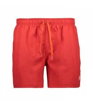 CMP Man Shorts plavky 01CE červené
