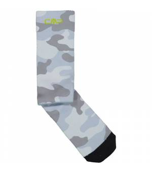 CMP Printed Trekking Sock U807 Titanio ponožky