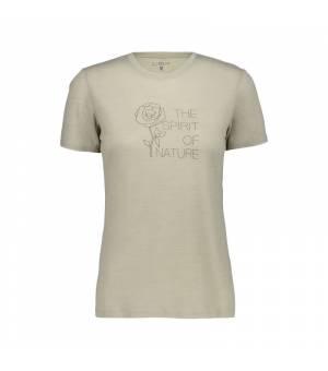 CMP Woman T-Shirt tričko P538 béžové