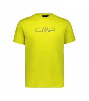 CMP Man T-shirt R304 Limeade tričko