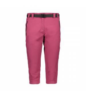 CMP Woman Capri nohavice H807 ružové