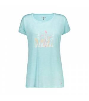 CMP Woman T-Shirt tričko L479 modré