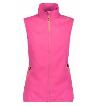 CMP Woman Vest vesta H620 ružová