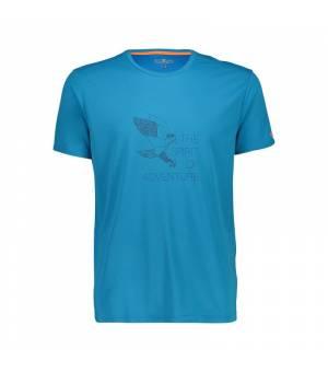 CMP Man T-shirt L770 RIF tričko