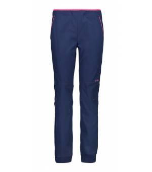 CMP Woman Pant Long nohavice M926 modré
