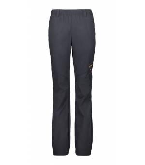CMP Woman Long Pant nohavice U423 sivé