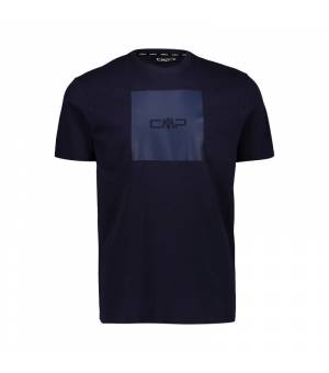 CMP Man T-shirt N943 Dark Blue tričko
