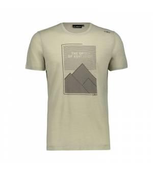 CMP Man T-Shirt P538 Arena tričko
