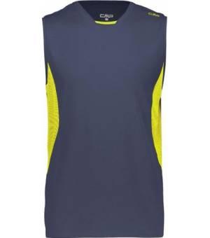 CMP Man T-Shirt Sleeveless N985 tričko bez rukávov