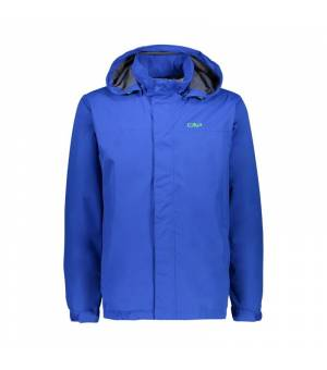 CMP Man Jacket Buttons Hood bunda N951 modrá