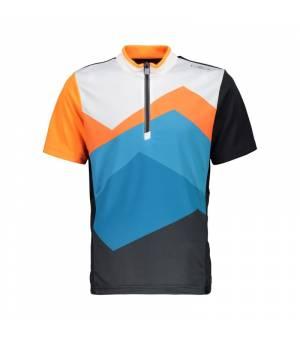 CMP Kids Freebike T-Shirt dres U423 vzorovaný