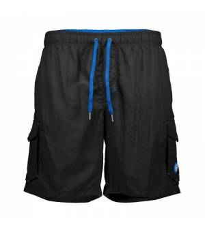 CMP Man Medium Shorts  94UC Nero-Royal plavky