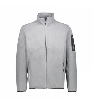 CMP Man Jacket Grey mikina