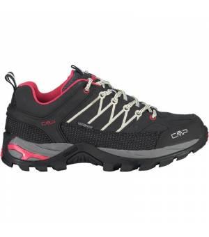 CMP Rigel Low MMN Trekking Shoes WP Antracite Obuv