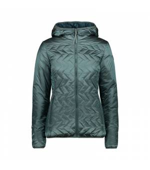 CMP Woman Jacket Fix Hood Etere bunda