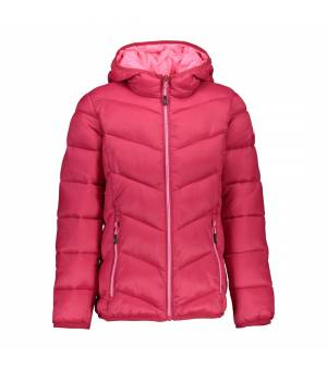 CMP Kid G Fix Hood Jacket Magenta bunda