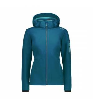 CMP Woman Zip Hood Jacket Deep Lake – Baltic bunda