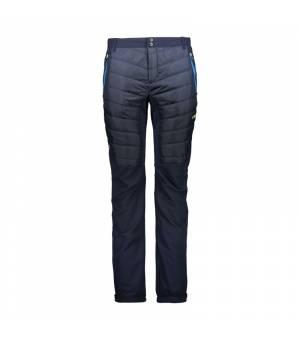 CMP Man Pant Black Blue nohavice