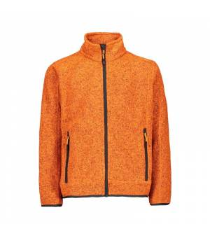 CMP Kid Jacket Orange – Fluo Antracite mikina