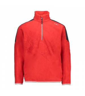 CMP Kid Sweat Ferrari mikina