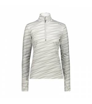 CMP Woman Sweat Bianco – Grey mikina
