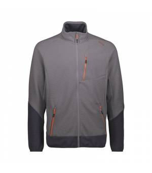 CMP Man Jacket Graffite mikina