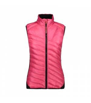 CMP Woman Hybrid Vest Carminio vesta