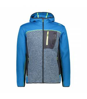CMP Man Jacket Fix Hood River mikina