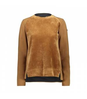 CMP Woman Sweat Dune sveter