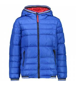 CMP Kid Jacket Fix Hood Royal bunda