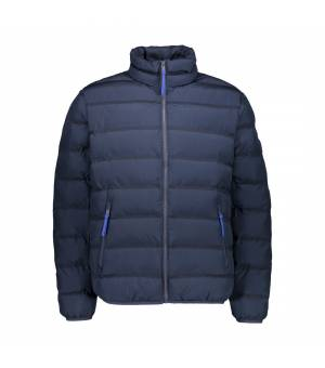 CMP Man Jacket Black Blue bunda
