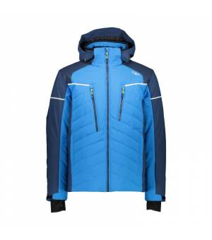 CMP Man Jacket Zip Hood River bunda