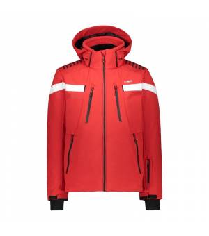 CMP Man Jacket Zip Hood Ferrari bunda