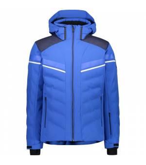 CMP Man Jacket Zip Hood Royal bunda
