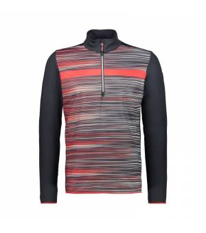 CMP Man Sweat Antracite Ferrari Mikina