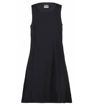 CMP  Woman Dress Šaty U901 Čierne