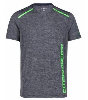 CMP Man T-Shirt Tričko N950 Sivé