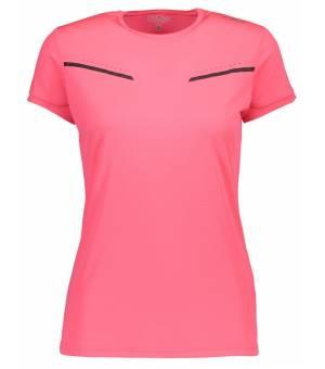 CMP Woman T-Shirt Tričko B357 Ružové Gloss