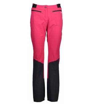 CMP Woman Long Pant Nohavice B880 Ružové