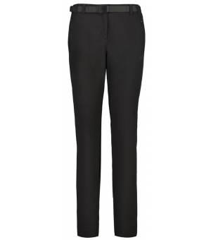 CMP Woman Long Pant Nohavice Čierne U901