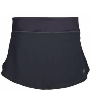 CMP Woman Skirt With Inner Shorts Sukňa 49UG Čierna
