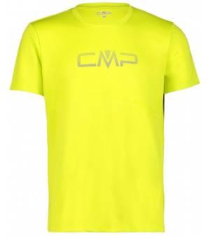 CMP Tričko s Logom CMP M Žlté