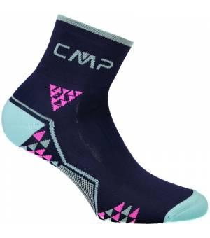 CMP Trail Sock Skinlife Ponožky Modré M926