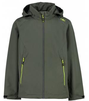 CMP Kid Zip Hood Jacket Bunda F968 Zelená